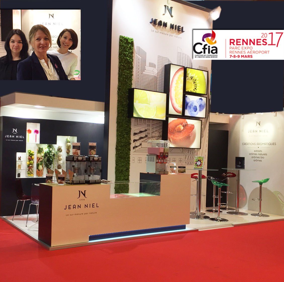 CFIA – the biggest French Food Industry show