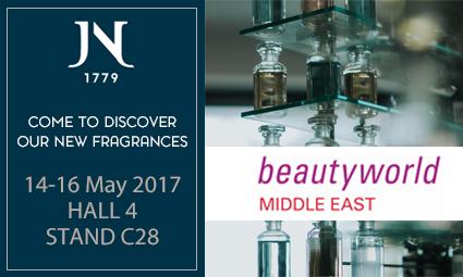 Venez nous rendre visite au Beautyworld Middle East (Dubaï)- le plus important salon international dédié à la beauté et à la parfumerie au Moyen Orient.