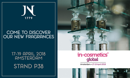 Come to join us at next In-Cosmetics tradeshow!