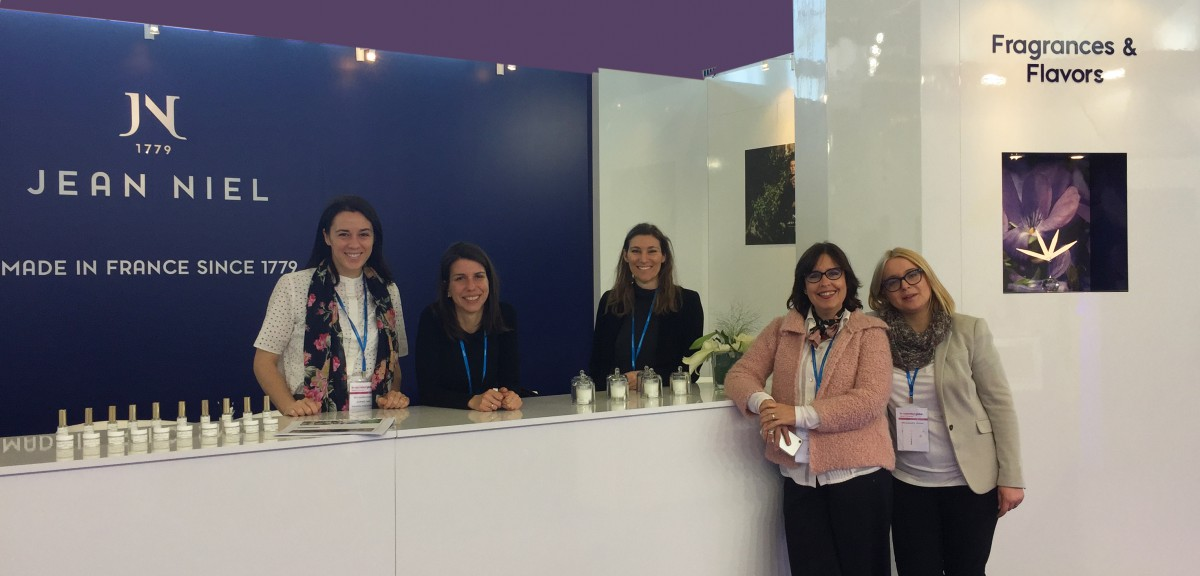 #in-cosmetics tradeshow – We thank all our visitors.