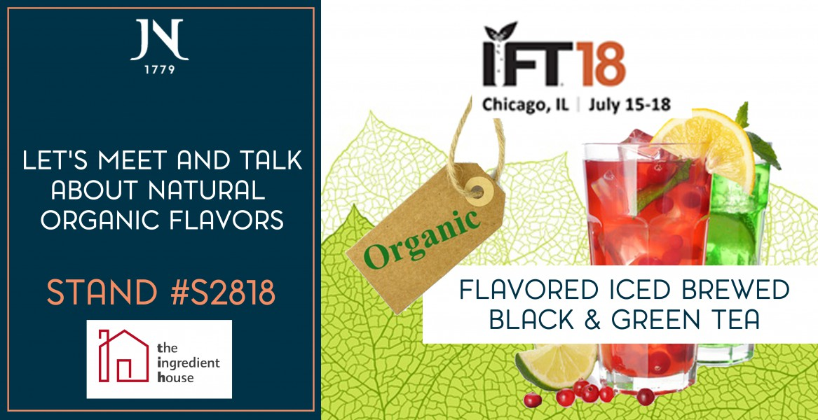 IFT 2018 – Chicago (USA)  July 16-18