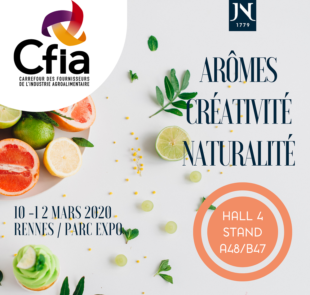 CFIA 2020 – Postponed from September 29th to October 1st in Nantes