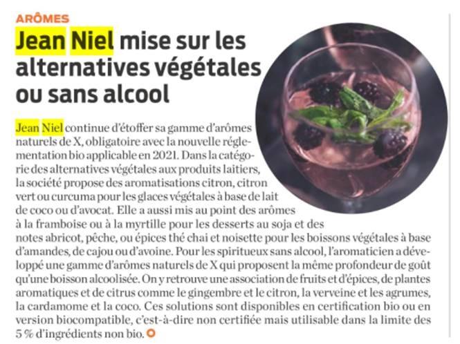On parle de Jean Niel dans la presse :)