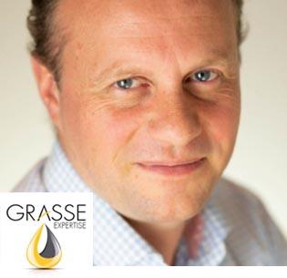 GRASSE EXPERTISE : Portrait de Georges de Boutiny, Président Jean Niel SAS