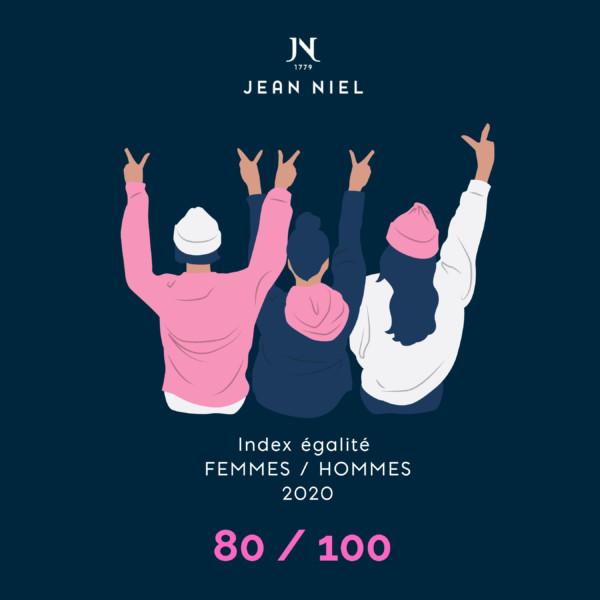 Index égalité* FEMMES / HOMMES – objectif 100 % en approche !